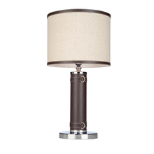 Steven & Chris SC878WH - Bay Street 1 Light White Table Lamp