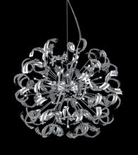CWI Lighting 5067P29C - 18 Light Chandelier with Chrome finish