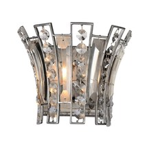 CWI Lighting 5683W9-1-190 - 1 Light Wall Sconce with Antique Forged Silver finish