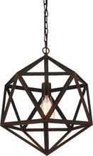 CWI Lighting 9603P20-1-128 - 1 Light Down Pendant with Antique Copper finish