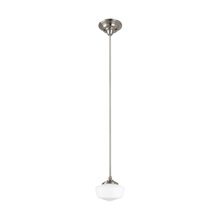 Generation Lighting - Seagull 65436-962 - Small One Light Pendant