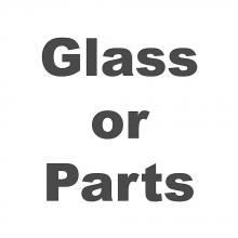 Sea Gull G500185-6007 - Frosted Replacement Glass