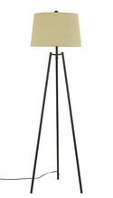 CAL Lighting BO-2789FL-DB - 150W 3 Way Reggio Tripod Metal Floor Lamp