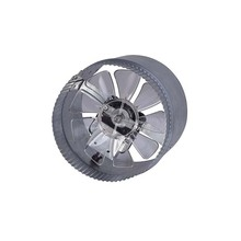 "Canarm DA6V - Duct Fan, DA6V, 2 Speed 6"" Duct Booster Fan, Max Boosted CFM: 295, Free Air CFM: 160/175, dBA/so"