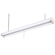 "Canarm EFS848232C - ES Fluorescent, EFS848232C (FS8482C), 48"" Shop Light, 5' Cord and Plug, 2 Bulb, 32W T8,YC322"