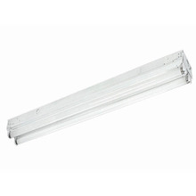 "Canarm EFT824217 - ES Fluorescent,, EFT824217 (FT8242), 24"" Double Strip, 2 Bulb, 17W T8, , YC322516E-2"