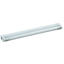 "Canarm FC5081P-C - Fluorescent, FC5081P-C, 12 1/4"" Under Cabinet Slimline Strip Light with Cord&Plug, Linkable, 1 B"