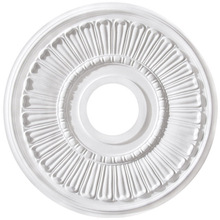 "Canarm FM-37 - Contempra, FM-37, 16"" Ceiling Medallion, 3 5/8"" Center Hole"