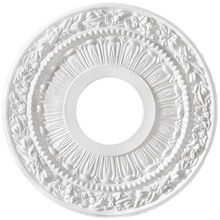 "Canarm FM-38 - Century, FM-38, 12"" Ceiling MedallionMedallion, 3 5/8"" Center Hole"