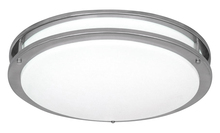 Whitfield ESFM017-10SN - Energy Star 1 Light Flush Mount