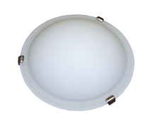 Whitfield ESFM1762-16SN - LED 3 Light Flush Mount