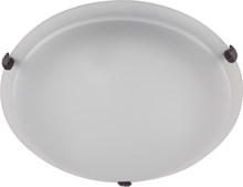 Whitfield ESFM55-16AWEBZ - LED 3 Light Flush Mount