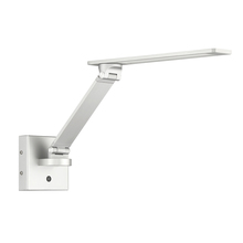 Kendal SA102-AL - LED Swing Arm in an Aluminum finish