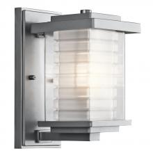 Kichler 49364PL - Outdoor Wall 1Lt Halogen