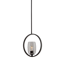 Artcraft AC10530JV - San Antonio 1 Light AC10530JV Java Brown Pendant
