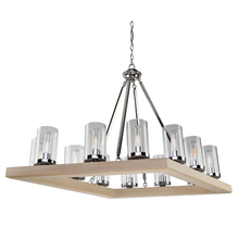 Artcraft AC10842LC - Canyon Creek AC10842LC Chandelier