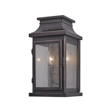 Artcraft AC8171OB - Mansard AC8171OB Outdoor Wall Light
