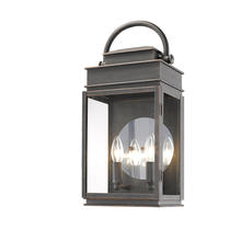 Artcraft AC8231OB - Fulton AC8231OB Outdoor Wall Light