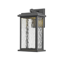 Artcraft AC9070BK - Sussex Drive AC9070BK Outdoor Post Light