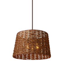 Artcraft CL15021BR - Loom Brown Chandelier
