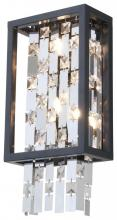 DVI DVP6301GR-CRY - Wall Sconce