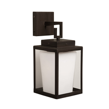 Steven & Chris SC754 - Hyde Park 1 Light Dark Brown Wall Bracket
