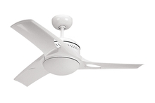 "Monte Carlo 3MTR38WHO-L - 38"" Mach Two Fan - White"